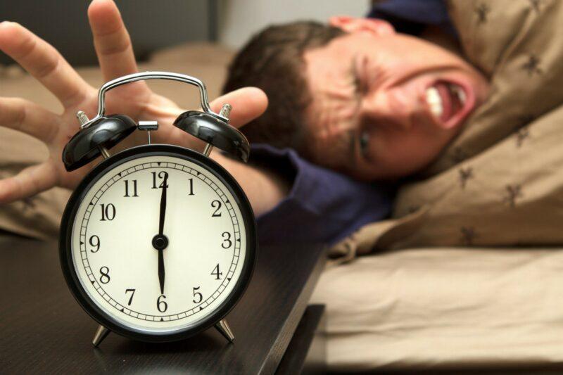 Blijf je wekker zetten tijdens thuiswerken