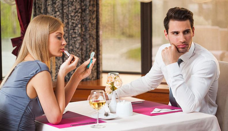 Eerste date met je bezoekers om ze beter te leren kennen voordat je ze wat verkoopt