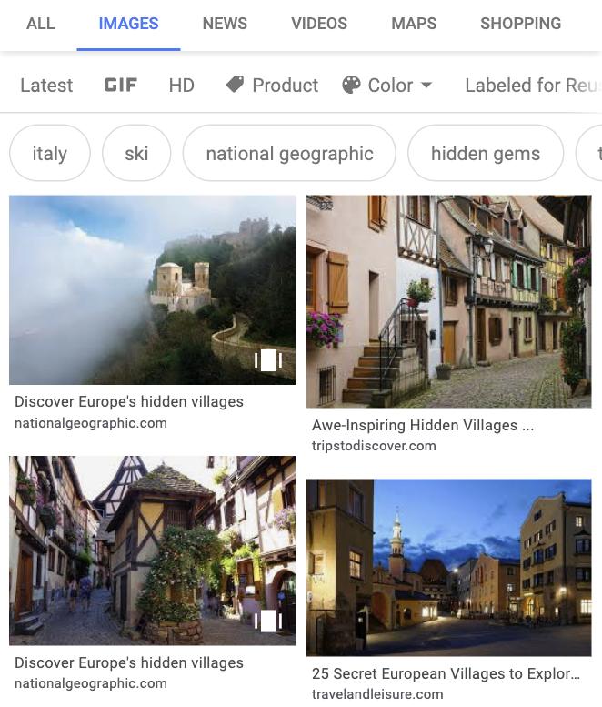 Het simpele, visueel aantrekkelijke format van Web Stories is speciaal gemaakt voor mensen die op hun telefoon jouw site tegenkomen
