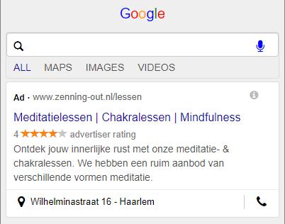 Google ads think fase toepassen voor bedrijven voor vergroten naamsbekendheid