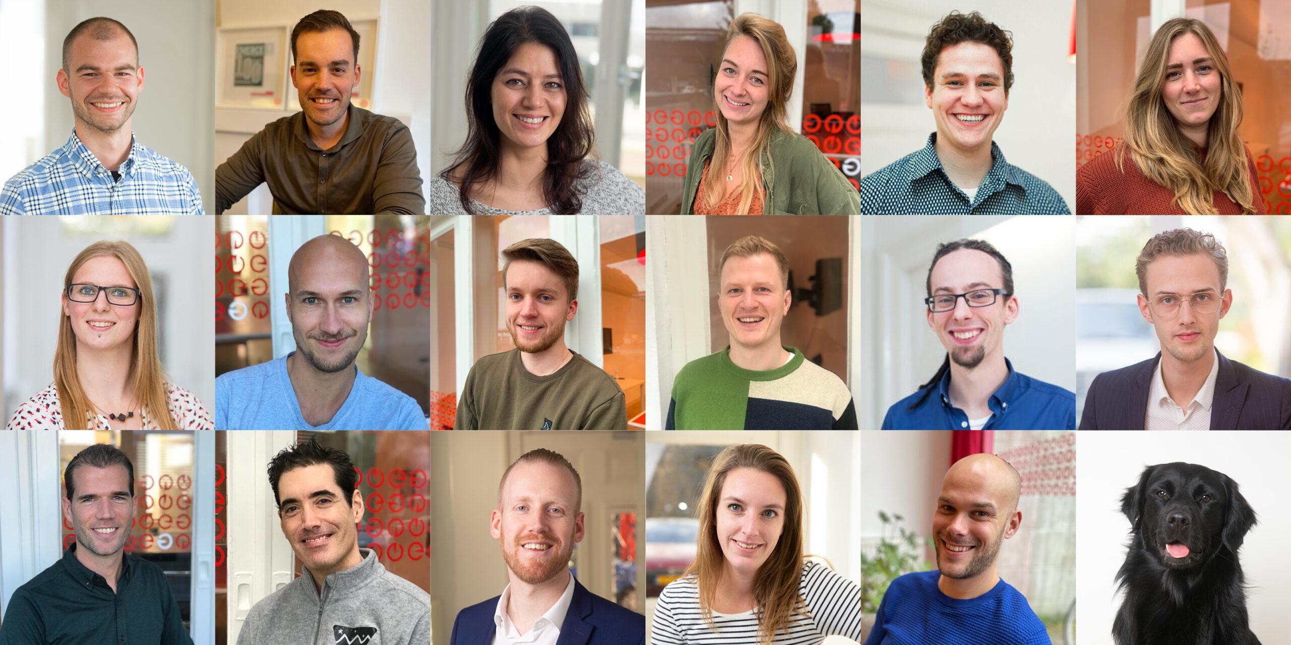 Team Digital Agency Goeiezaak.com werknemers