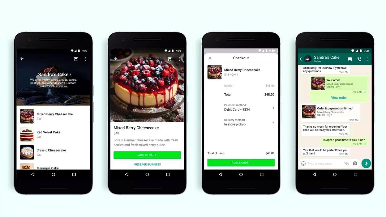 WhatsApp Business instellen advertentie maken
